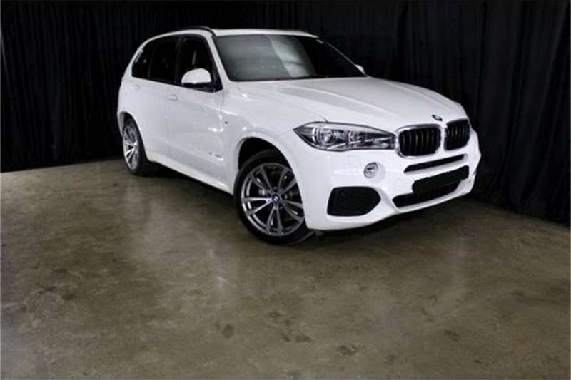 2018 BMW X series SUV X5 xDrive30d