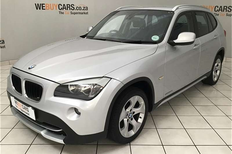 2011 BMW X series SUV X1 sDrive20d auto