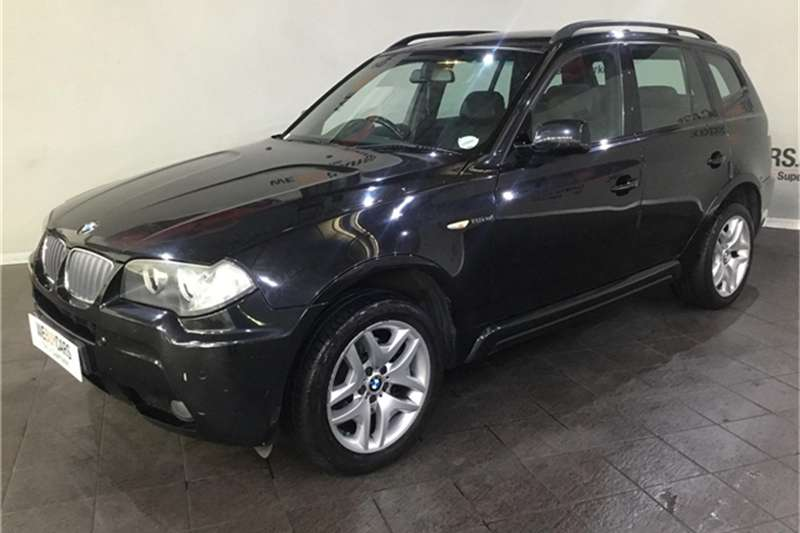 2009 BMW X series SUV X3 xDrive25i steptronic