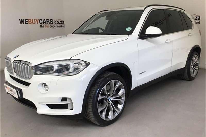 2014 BMW X series SUV X5 xDrive50i
