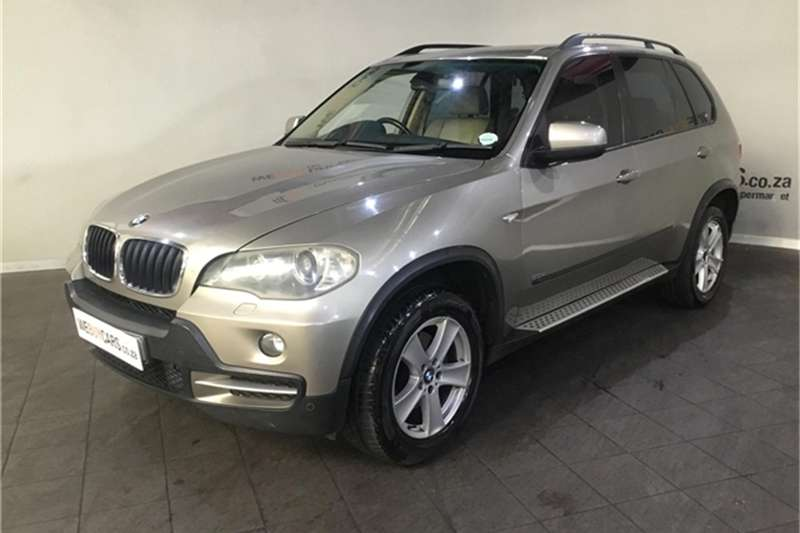 2007 BMW X series SUV X5 xDrive30i
