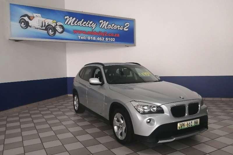 2011 BMW X series SUV X1 xDrive20d auto