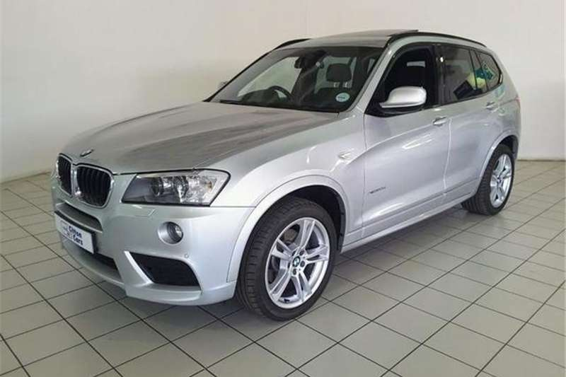 2013 BMW X series SUV X3 xDrive20d M Sport steptronic