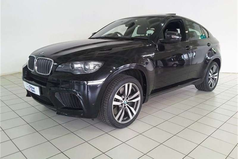 2011 BMW X series SUV X6 M