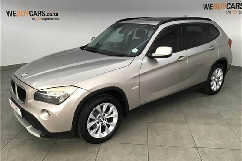 2011 BMW X series SUV X1 sDrive20d