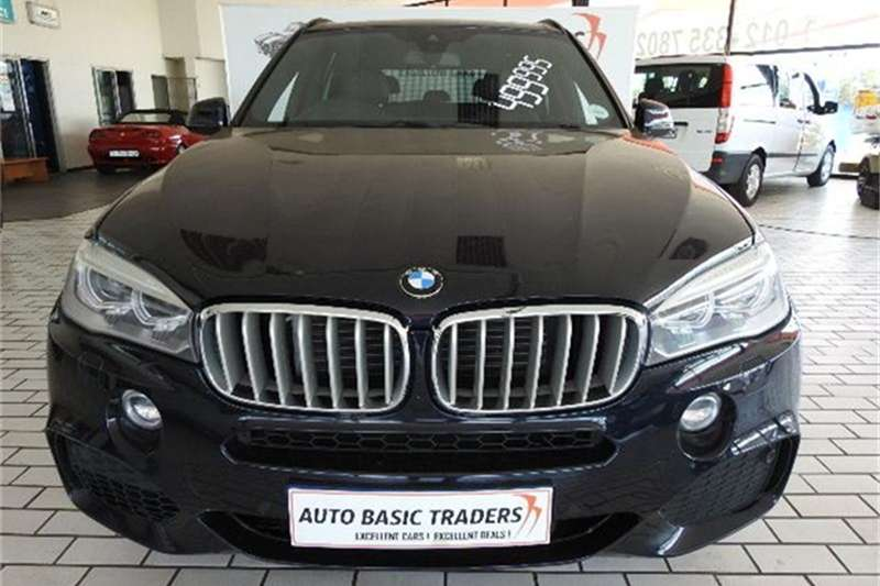2014 BMW X series SUV X5 xDrive50i M Sport
