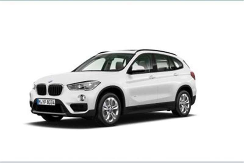 2018 BMW X series SUV X1 sDrive18i auto