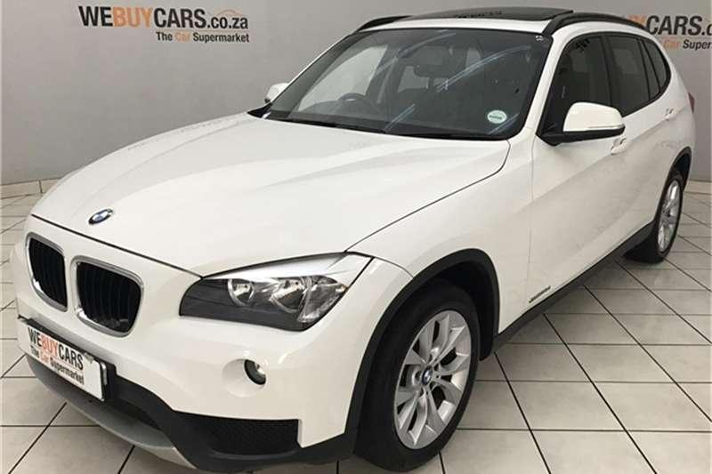 2013 BMW X series SUV X1 sDrive20d