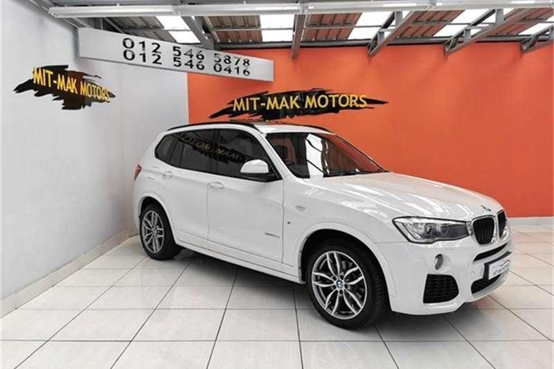 2015 BMW X series SUV X3 xDrive20d M Sport