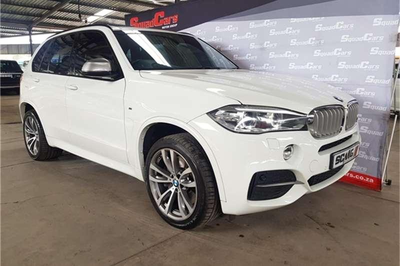 2016 BMW X series SUV X5 M50d