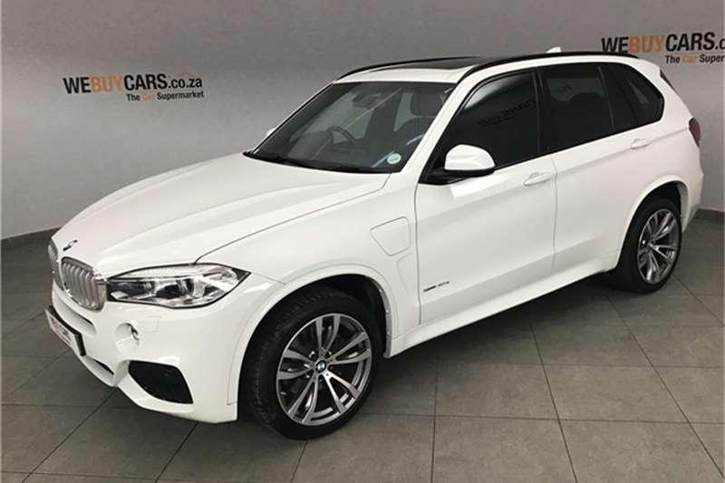 2016 BMW X series SUV X5 xDrive40e eDrive M Sport