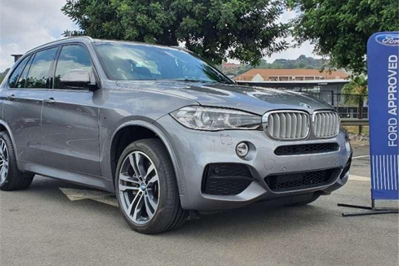 2018 BMW X series SUV X5 M50d