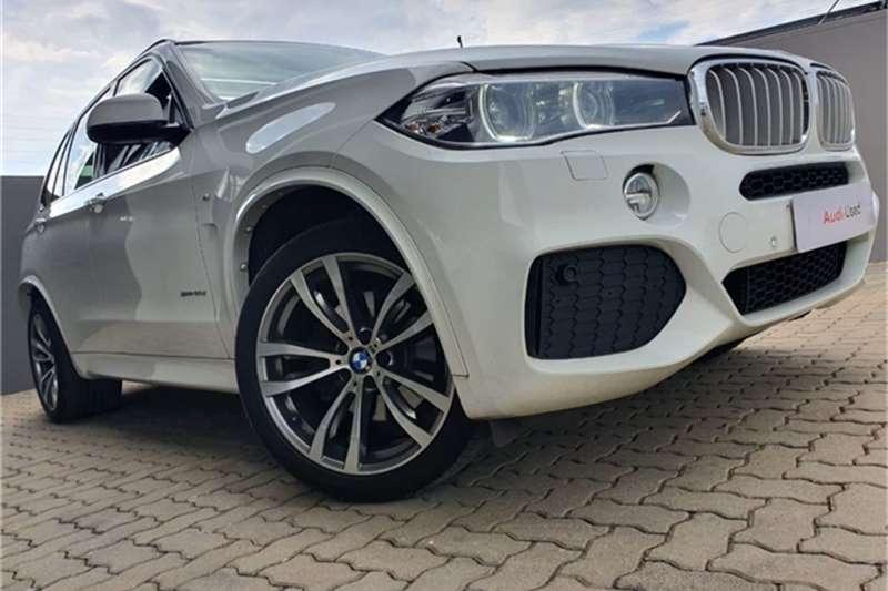 2016 BMW X series SUV X5 xDrive40d