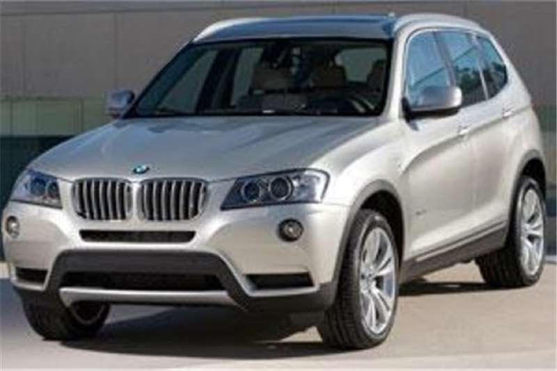 2012 BMW X series SUV X3 xDrive35i