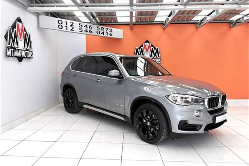 2014 BMW X series SUV X5 xDrive30d