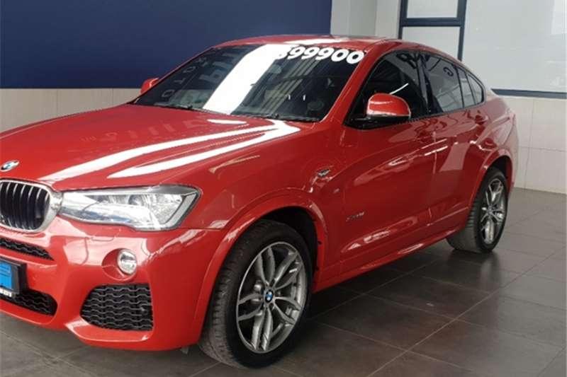 2016 BMW X series SUV X4 xDrive20i M Sport