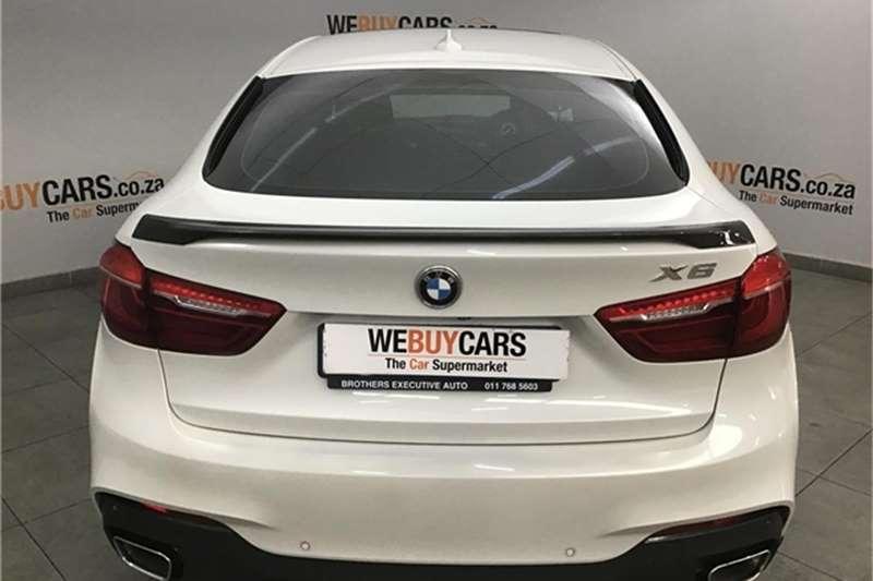 2015 BMW X series SUV X6 xDrive40d M Sport