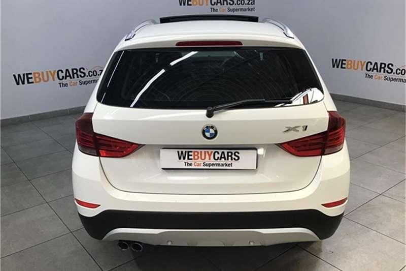 2013 BMW X series SUV X1 sDrive20i