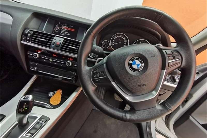 2016 BMW X series SUV X4 xDrive20i xLine