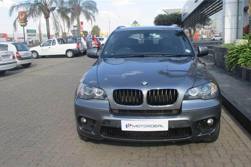 2014 BMW X series SUV