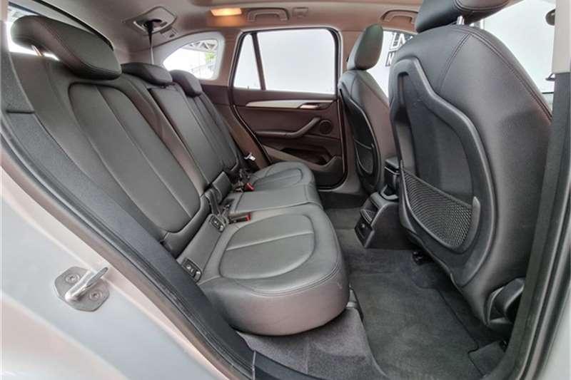2017 BMW X series SUV