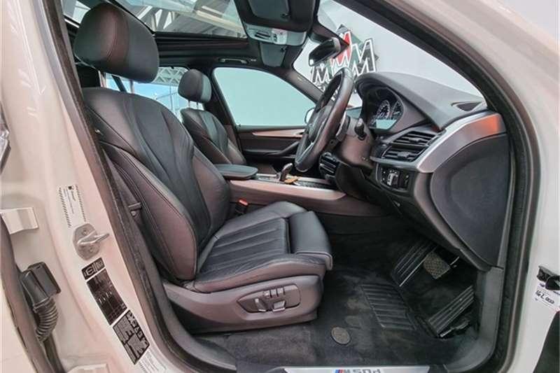 2015 BMW X series SUV
