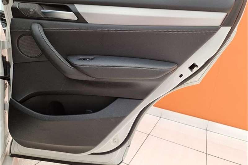 2016 BMW X series SUV