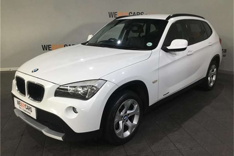 BMW X Series SUV X1 sDrive18i 2011