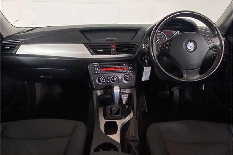 2011 BMW X series SUV X1 sDrive18i auto
