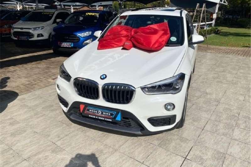 Used 2016 BMW X Series SUV X1 sDrive18i auto