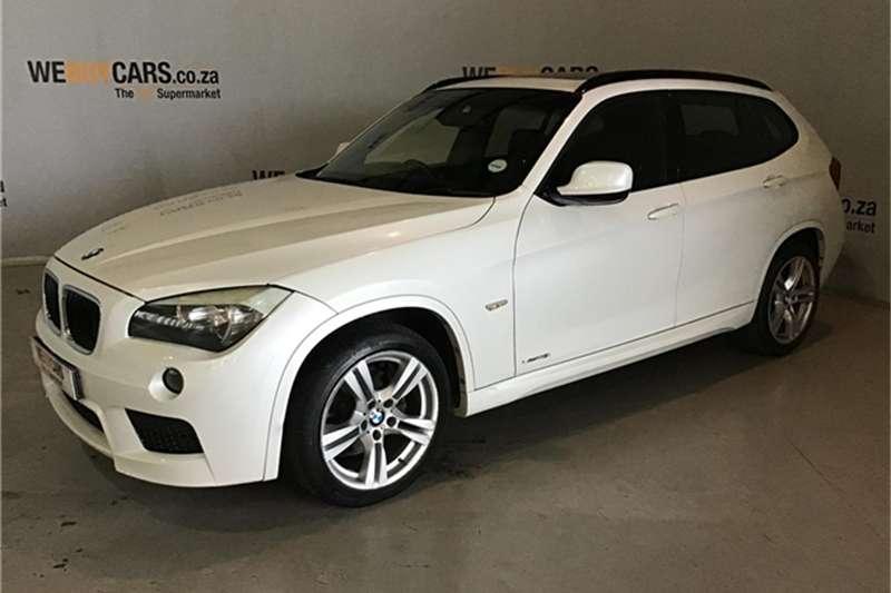 BMW X Series SUV X1 sDrive18i M Sport auto 2011