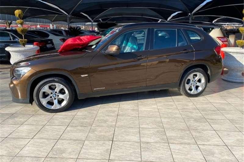 BMW X Series SUV X1 sDrive20d 2011