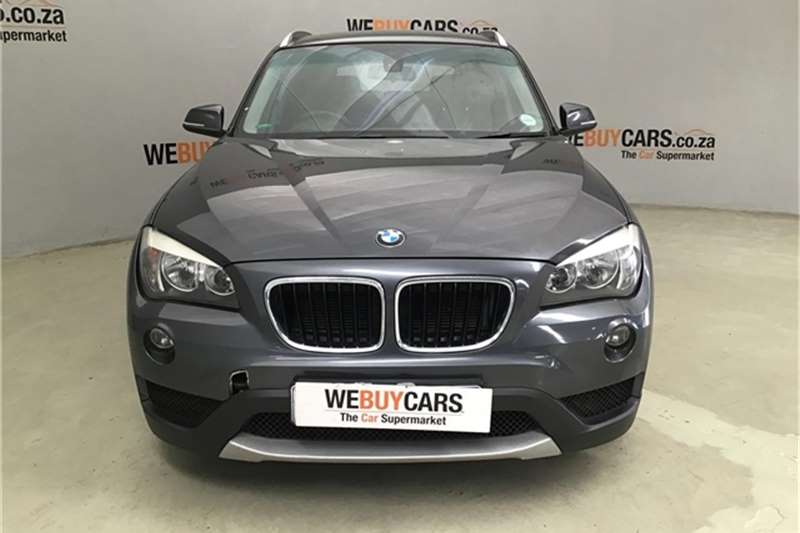 BMW X series SUV X1 sDrive20d 2012