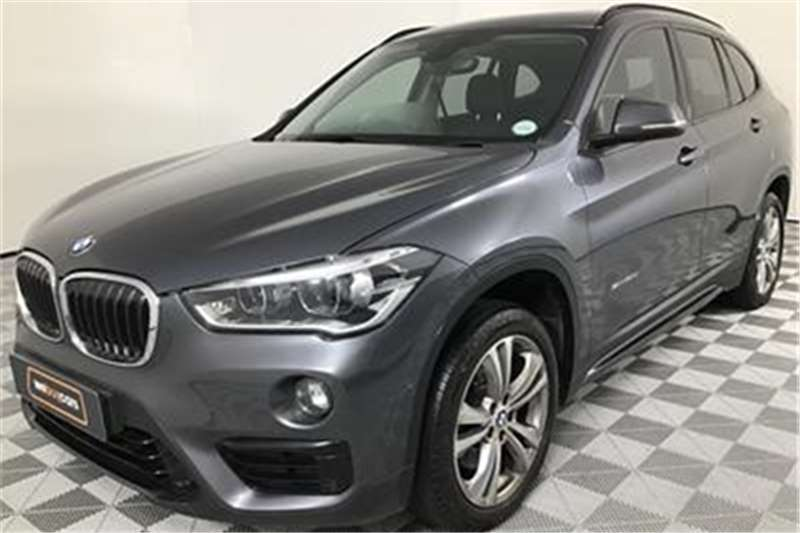 BMW X Series SUV X1 sDrive20d 2016