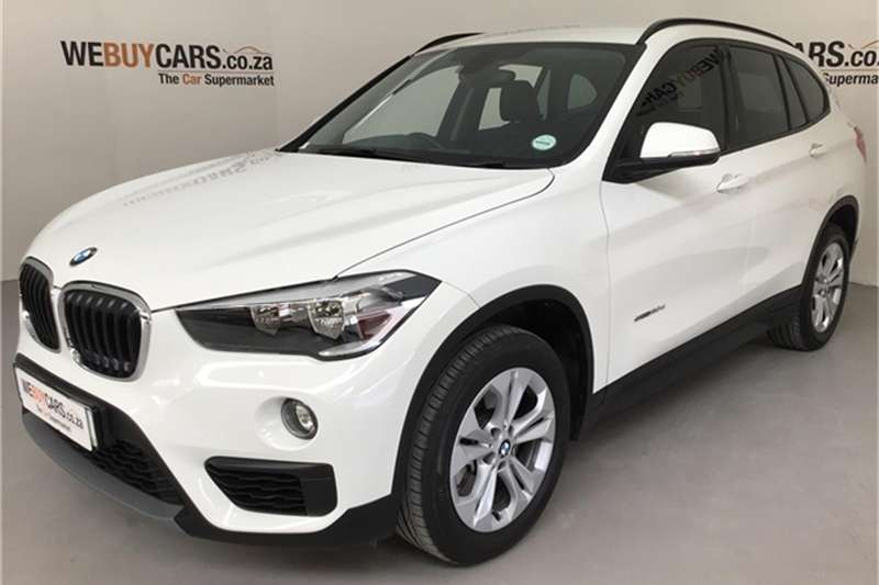 BMW X Series SUV X1 sDrive20d 2017