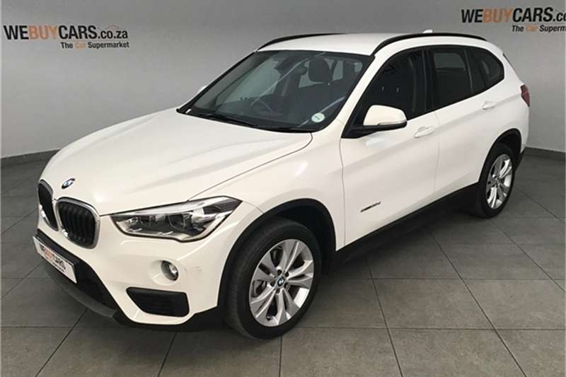 BMW X Series SUV X1 sDrive20d 2017
