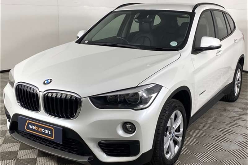 Used 2017 BMW X Series SUV X1 sDrive20d