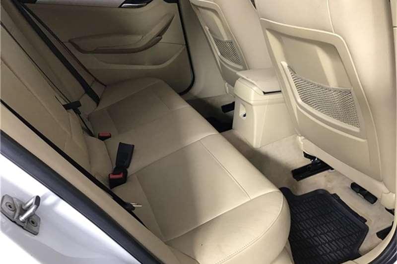 BMW X series SUV X1 sDrive20d auto 2010