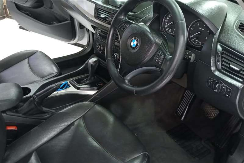2010 BMW X series SUV X1 sDrive20d auto