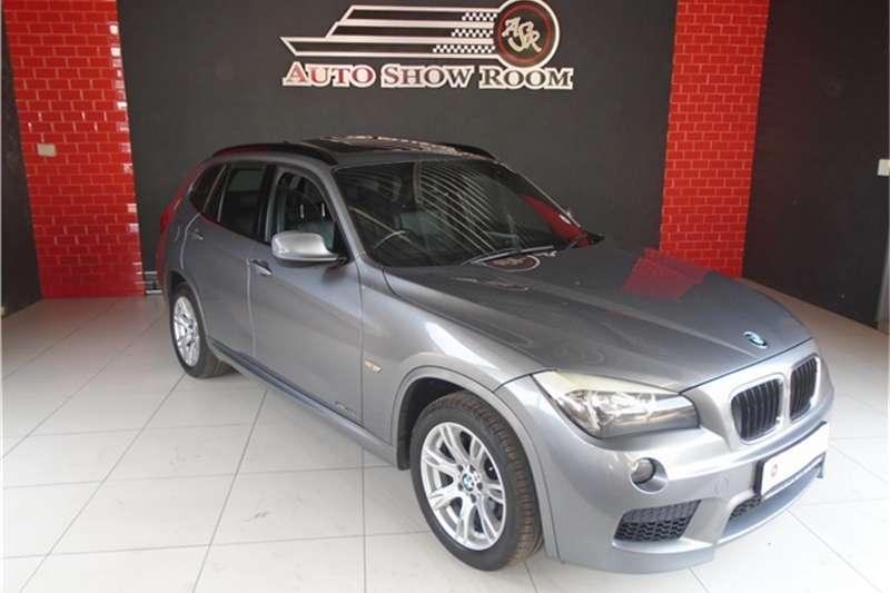 BMW X Series SUV X1 sDrive20d auto 2011
