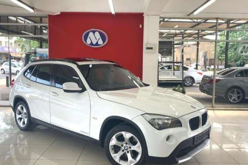 BMW X Series SUV X1 sDrive20d auto 2012