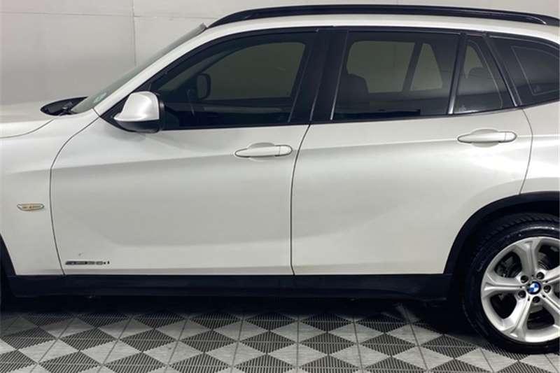 2012 BMW X series SUV X1 sDrive20d auto