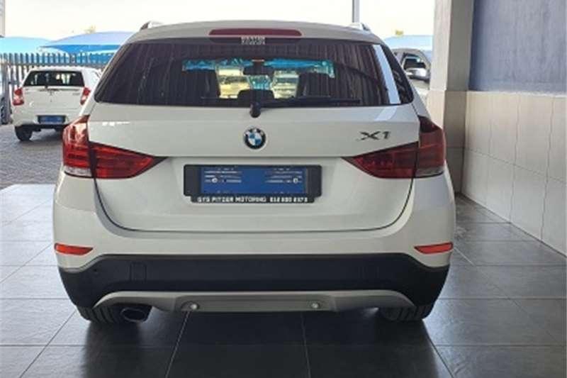 2013 BMW X series SUV X1 sDrive20d auto