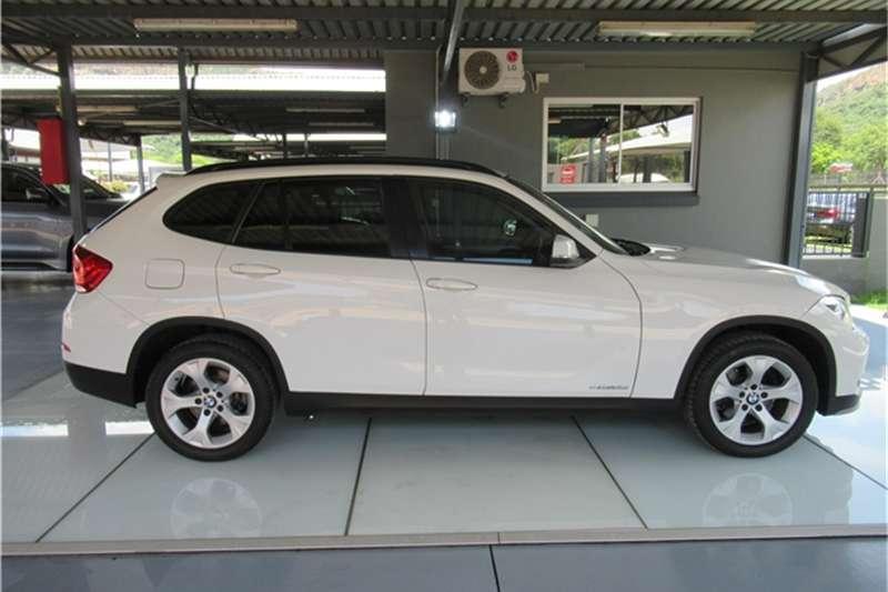 BMW X Series SUV X1 sDrive20d auto 2014