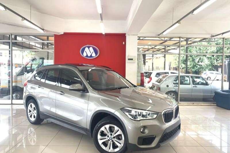 BMW X Series SUV X1 sDrive20d auto 2016