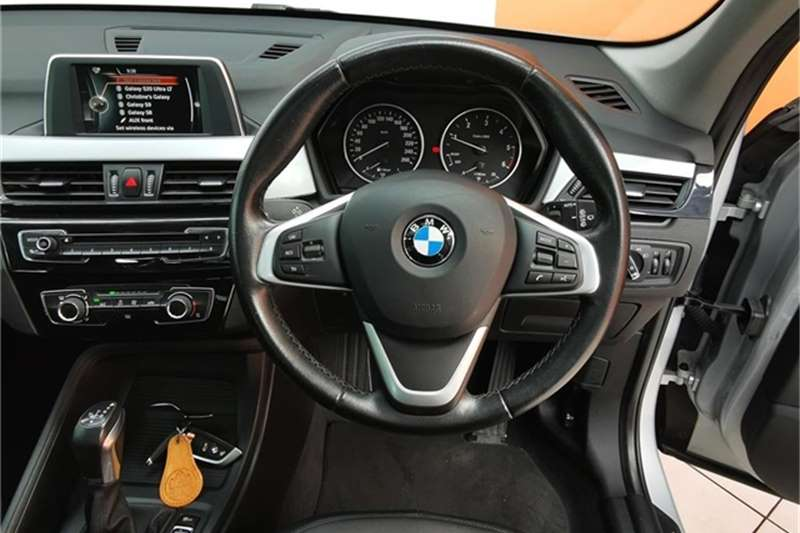 2016 BMW X series SUV X1 sDrive20d auto