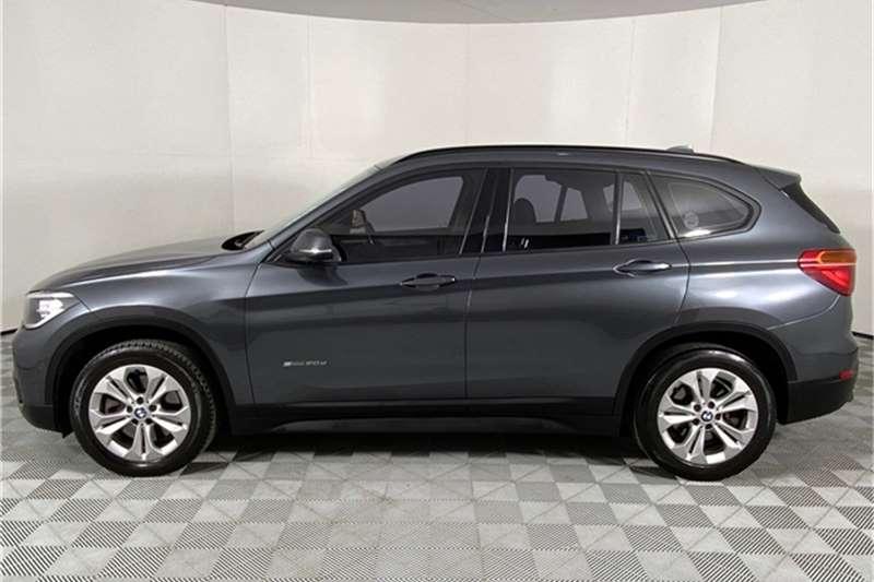 Used 2016 BMW X Series SUV X1 sDrive20d auto