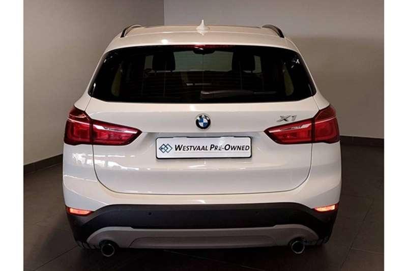 Used 2017 BMW X Series SUV X1 sDrive20d auto