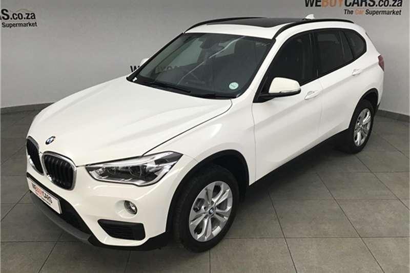 BMW X Series SUV X1 sDrive20d auto 2018