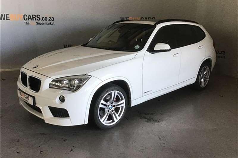 BMW X Series SUV X1 sDrive20d M Sport auto 2013